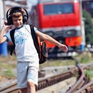 Познавательная беседа «Железная дорога не место для игр» фотографии