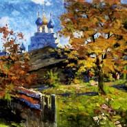 Выставка «Живопись. Графика. Иван и Алексей Букакины» фотографии