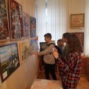 Выставка работ учащихся детской художественной экспериментальной школы фотографии