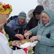 Праздник «Проводы русской зимы» фотографии