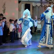 Новогоднее представление в театре кукол «Огниво» фотографии