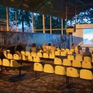Проект «Летний кинотеатр» фотографии