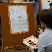 Ночь искусств в Культурно-досуговом центре г. Высоковска фотографии