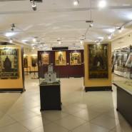 Выставка «Преподобный Сергий – помощник всему государству и государям российским» фотографии