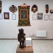 Выставка «Маски мира» фотографии