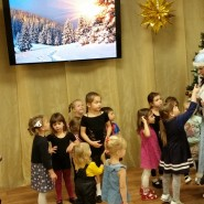 Интерактивно-познавательная программа для детей «Зимние забавы» фотографии