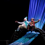 Спектакль «Муми-тролль и шляпа волшебника» фотографии