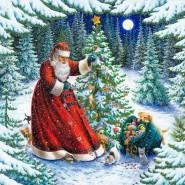 Новогодняя музыкальная сказка «Волшебство новогодних огней» фотографии