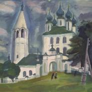 Выставка Алексея Рощина «Живопись. Графика» фотографии