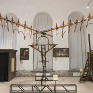 Выставка «Изобретения Леонардо да Винчи» фотографии