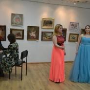 Ночь искусств в выставочном зале Музейно-выставочного центра фотографии