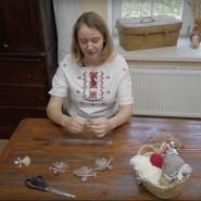 Онлайн-мастер-класс по изготовлению куколки Параскевы Льняницы. фотографии