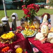 Праздник Урожая «Дары щедрой осени» фотографии