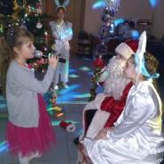 Новогодняя программа «Барбоскины и Новый год» фотографии
