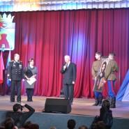 Торжественное мероприятие, посвященное дню рождения Дважды Героя Советского Союза В. Н. Леонова фотографии