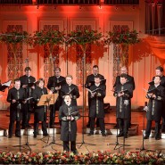 Концерт хора Валаамского монастыря фотографии