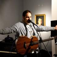 Ночь искусств в Балашихинской картинной галерее фотографии