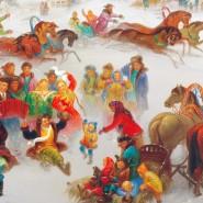 Рождественские гуляния фотографии