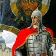 «Он в битве Невской был непобедим» фотографии