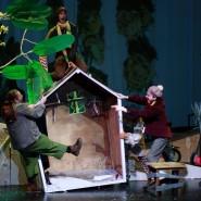 Спектакль «Свет Рождества, или Тайна деревянного великана» фотографии