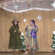 Театрализованное представление «Новогодняя история» фотографии