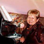 Музыкальный вечер, посвященный юбилею А. Пахмутовой фотографии