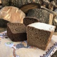 Мастер-класс по выпечке ржаного хлеба на закваске фотографии