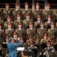 Концерт ансамбля песни и пляски Российской армии им. А. В. Александрова фотографии