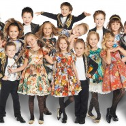 Концерт детского хора «Великан» фотографии