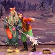 Спектакль «По щучьему велению, по новогоднему хотению...» фотографии