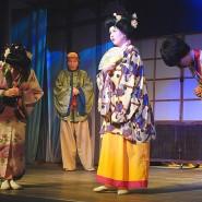 Показ записи спектакля «Принцесса О-Цуру» фотографии