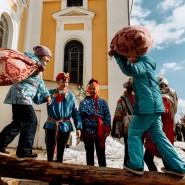 Праздник «Масленица в Зарайском кремле» фотографии
