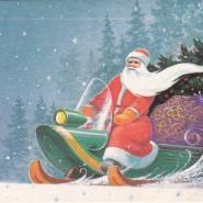 Детский новогодний праздник «Огоньки волшебной ёлки» фотографии