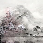 Выставка «История цвета сакуры» фотографии