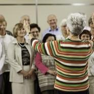 Занятия народным вокалом для пожилых фотографии