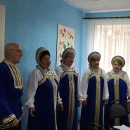Праздничная программа «Люди пожилые, сердцем молодые!» фотографии