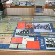 Выставка «Комсомол в моей судьбе» фотографии
