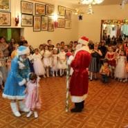 Новогоднее представление «Новогодние забавы» фотографии