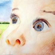 «Мир науки глазами детей» - конкурс рисунков фотографии