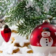 Отчётный концерт «Новогодний подарок» фотографии