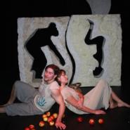 Спектакль «Адам и Ева» фотографии
