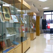 Выставка «Военные страницы истории края» фотографии