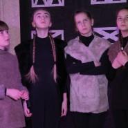 Театрализованная постановка «Мы смерти смотрели в лицо » фотографии