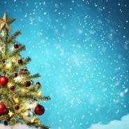 Праздник «Открытие новогодней елки» фотографии