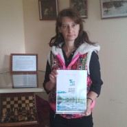Презентация книги «Театр на земле Одинцовской» фотографии