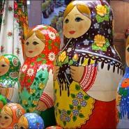Выставка «Музей русской матрешки» фотографии