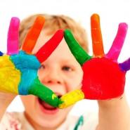 Развлекательная программа «Радуга детства» фотографии