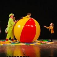 Онлайн мастер - класс с клоуном «Лимончик» фотографии