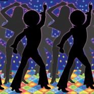 Новогодняя танцевальная программа «Кому за...» фотографии
