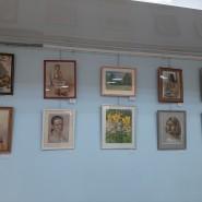 Выставка картин «На солнечной стороне» фотографии